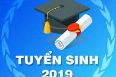 Cách tính điểm xét tốt nghiệp kỳ thi THPT Quốc gia 2019